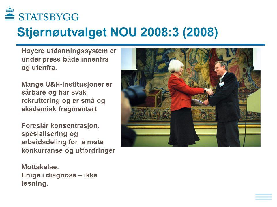 Stjernøutvalget NOU 2008:3 (2008)