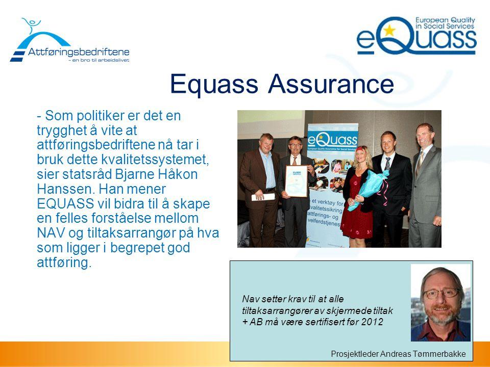 Equass Assurance