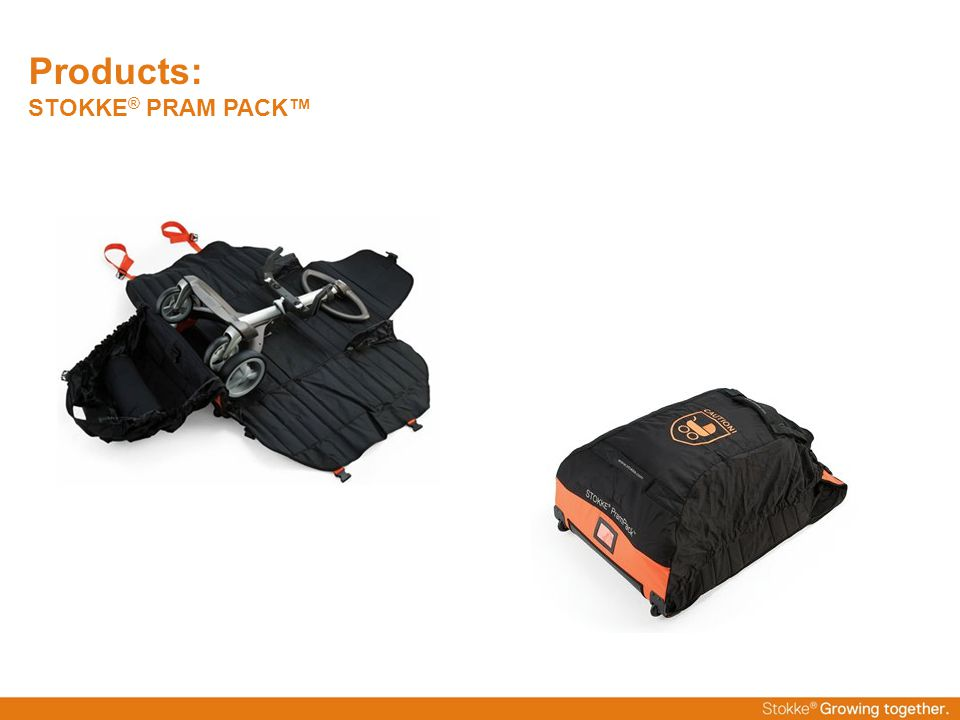 Products: STOKKE® PRAM PACK™