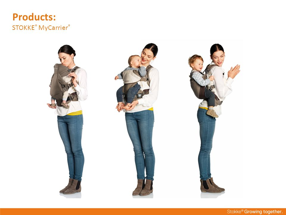 Products: STOKKE® MyCarrier®