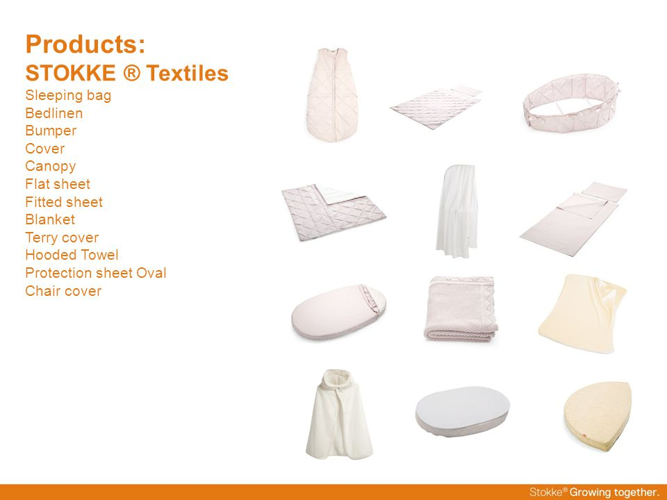 Products: STOKKE ® Textiles