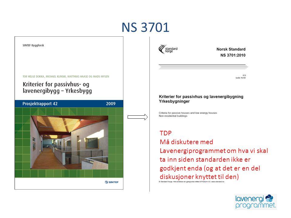 NS 3701 TDP.