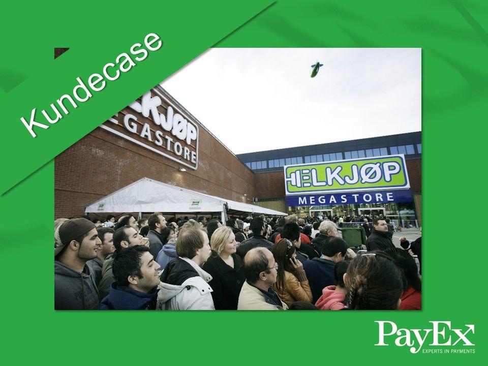 Kundecase Kort om PayEx