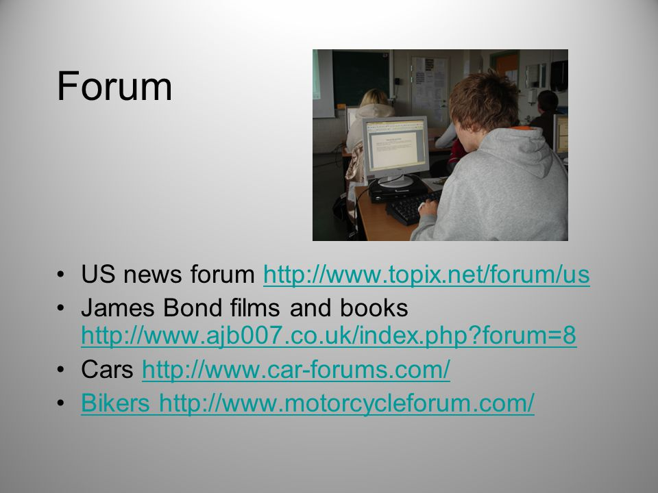 Forum US news forum
