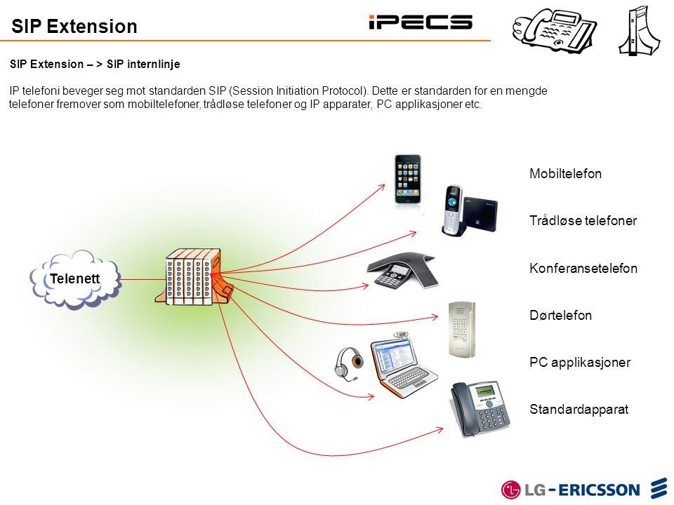 SIP Extension Mobiltelefon Trådløse telefoner Konferansetelefon