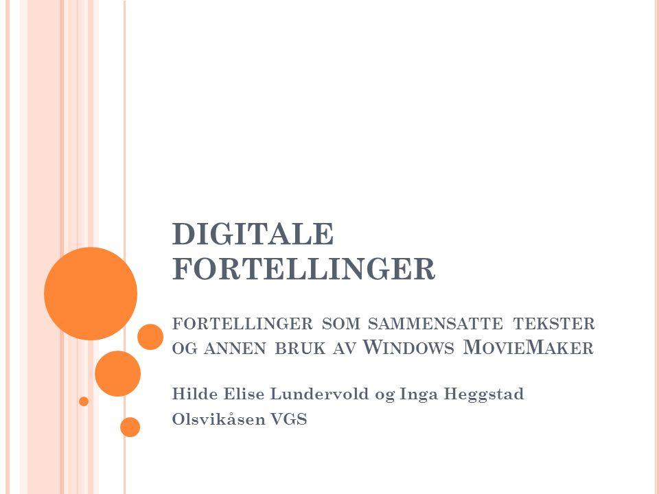Hilde Elise Lundervold og Inga Heggstad Olsvikåsen VGS