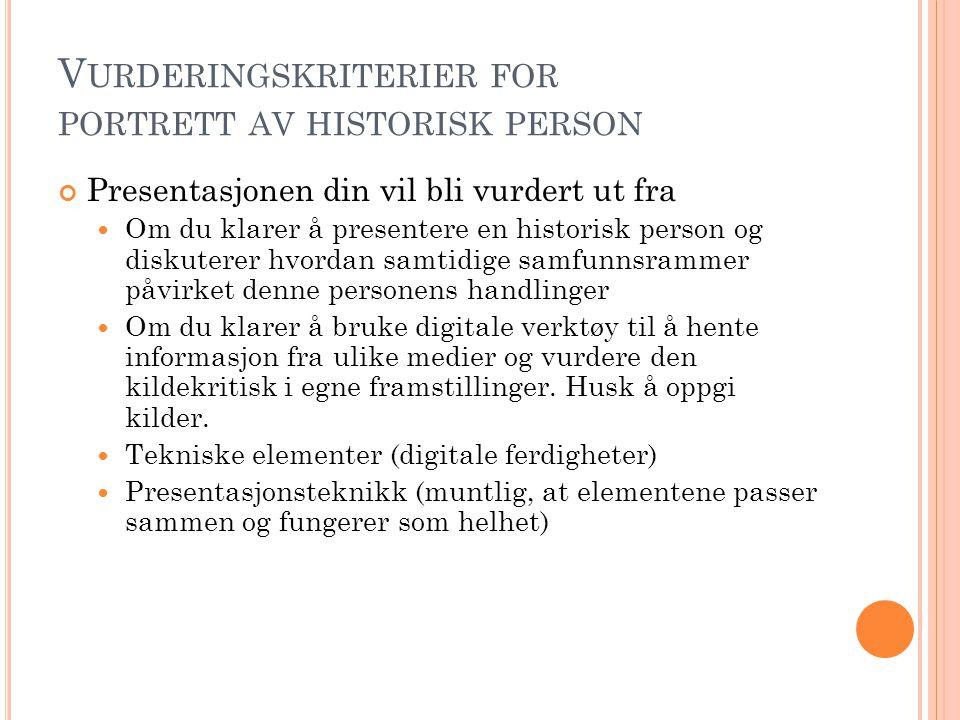 Hilde Elise Lundervold og Inga Heggstad Olsvikåsen VGS - ppt laste ned
