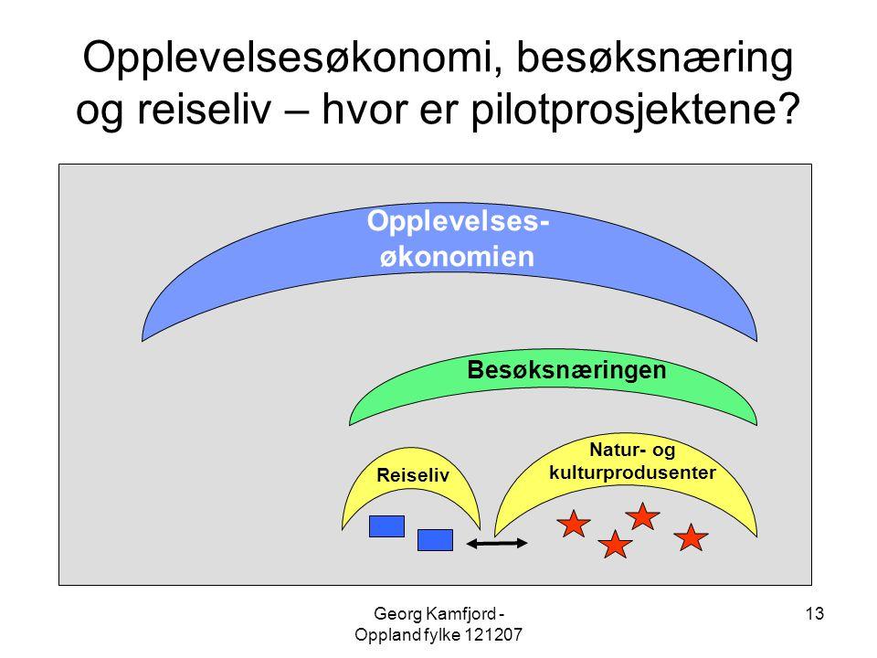 Georg Kamfjord - Oppland fylke 121207