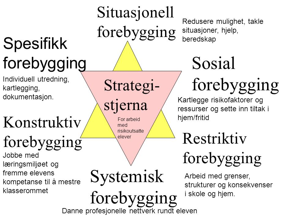Systemisk forebygging