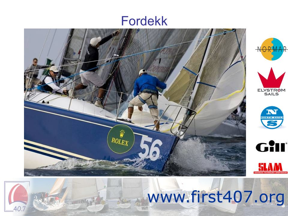 Fordekk www.first407.org Fortitude