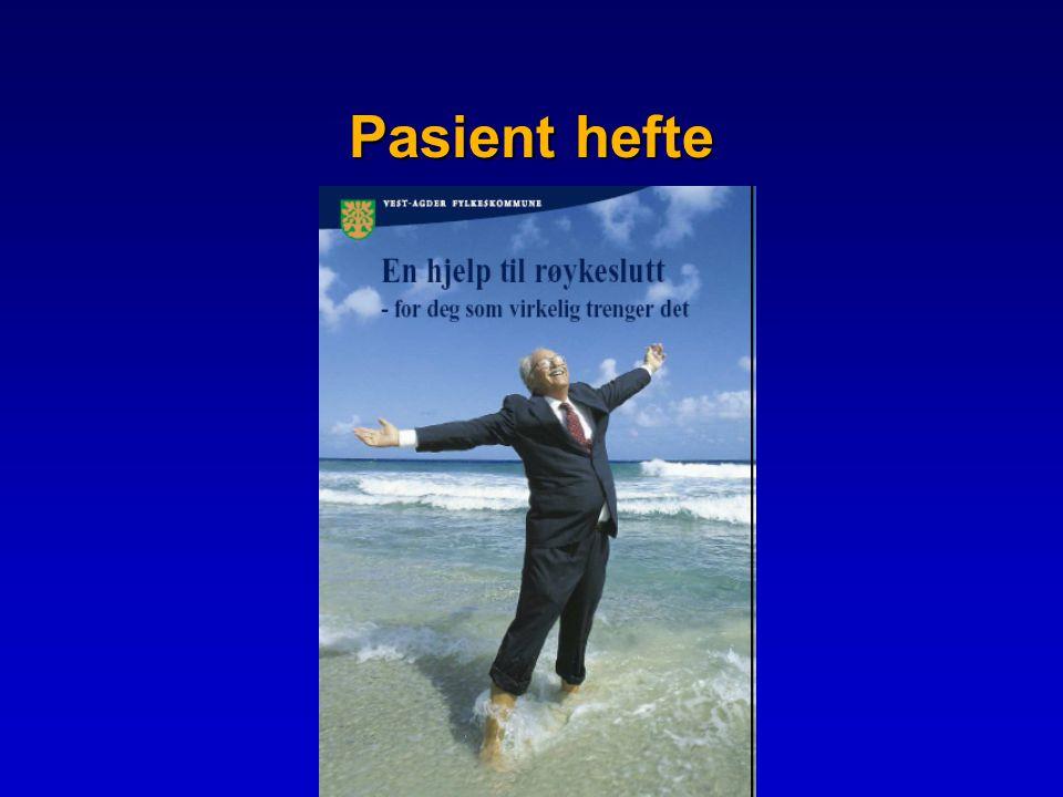 Pasient hefte