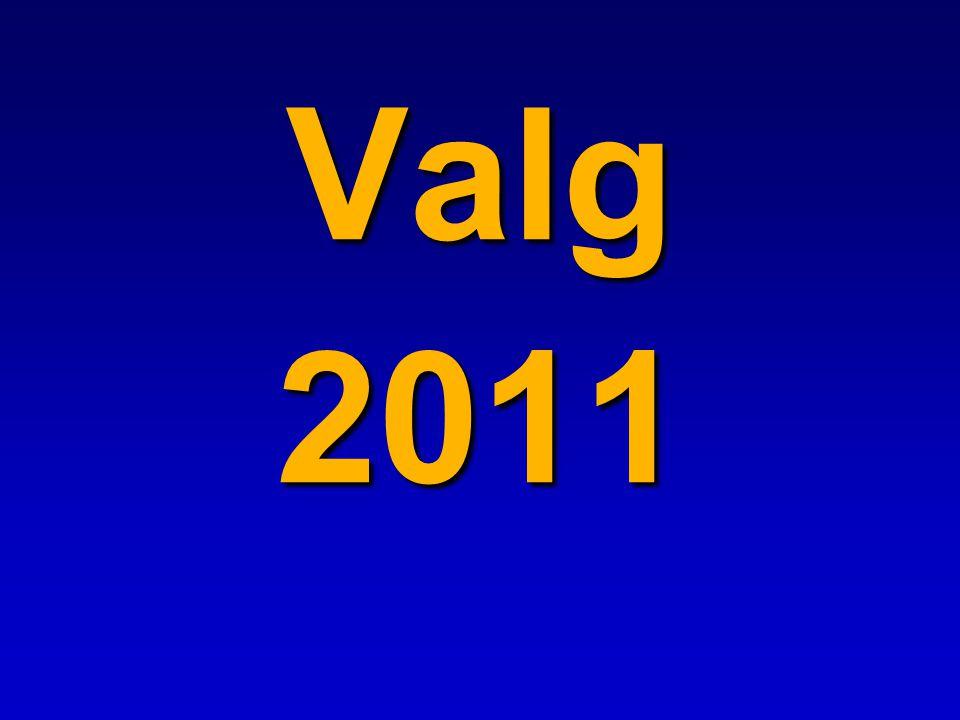 Valg 2011