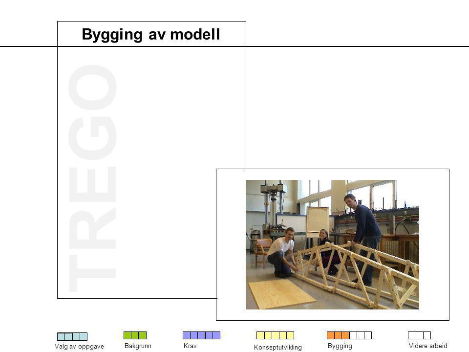 Bygging av modell