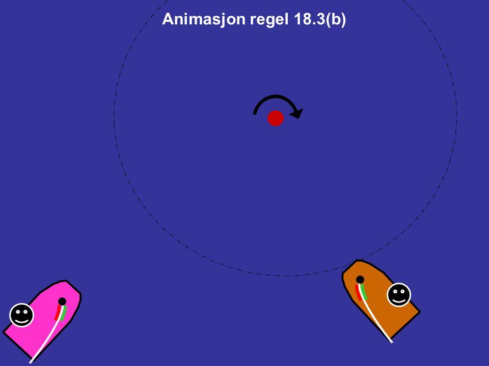 Animasjon regel 18.3(b)