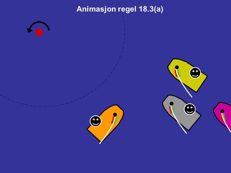 Animasjon regel 18.3(a)