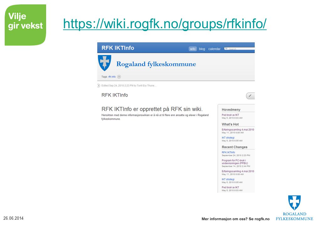 https://wiki.rogfk.no/groups/rfkinfo/