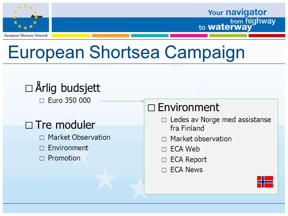 European Shortsea Campaign