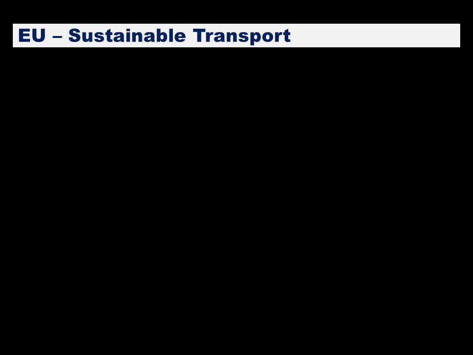 EU – Sustainable Transport
