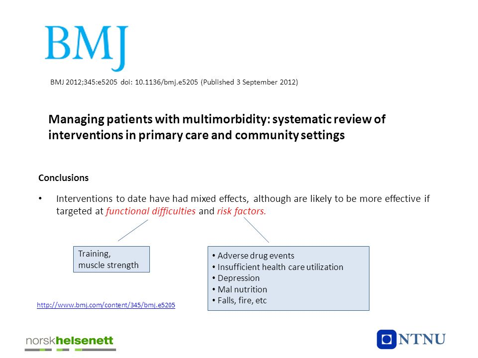 BMJ 2012;345:e5205 doi: /bmj.e5205 (Published 3 September 2012)