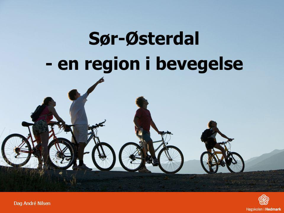 Sør-Østerdal - en region i bevegelse