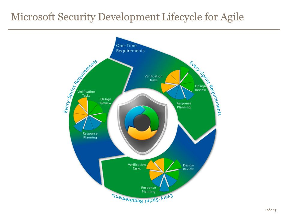 Microsoft Security Development Lifecycle for Agile