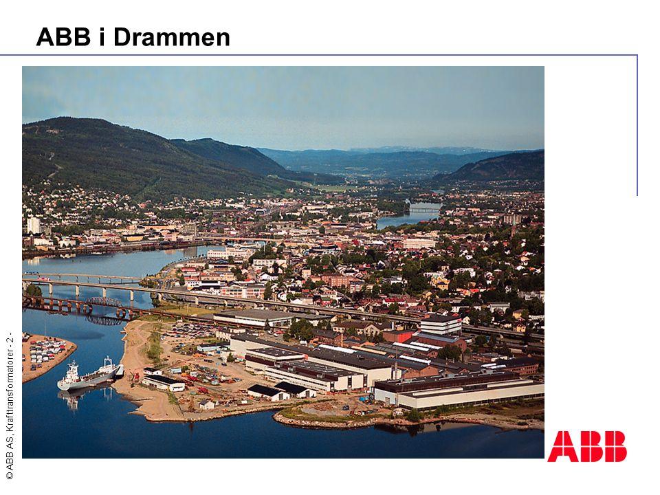 ABB i Drammen