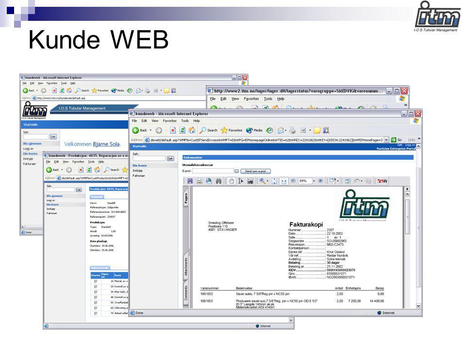 Kunde WEB