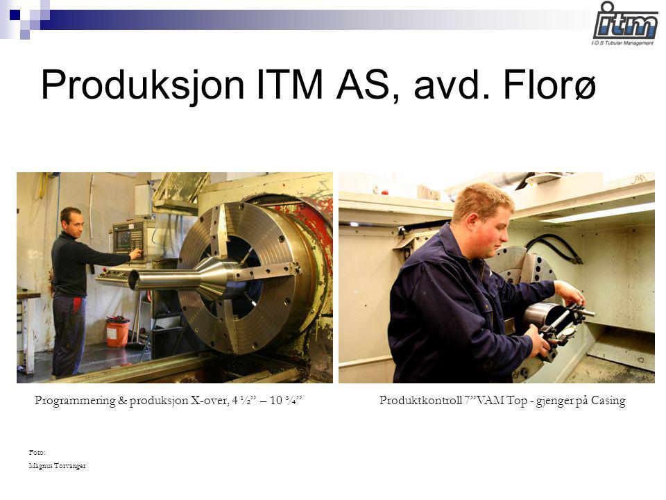 Produksjon ITM AS, avd. Florø