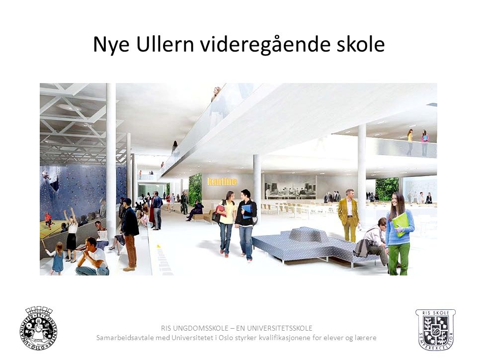 Nye Ullern videregående skole
