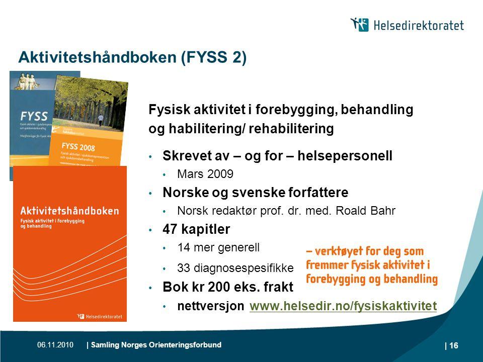 Aktivitetshåndboken (FYSS 2)