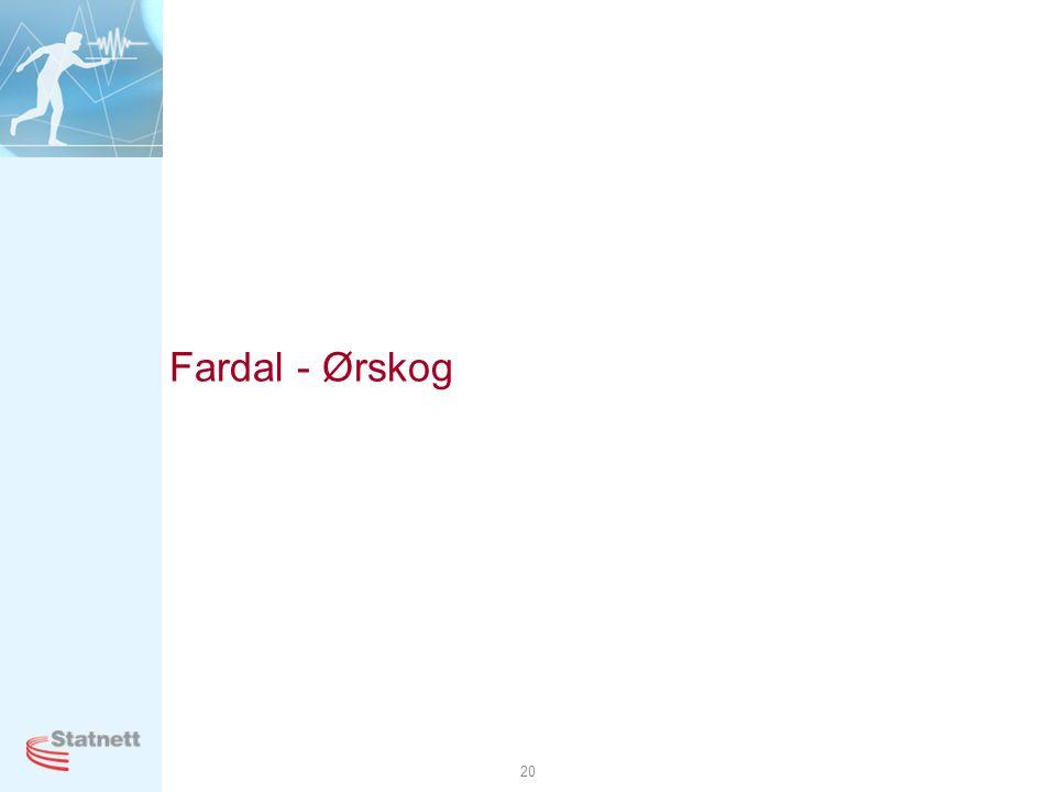 Fardal - Ørskog