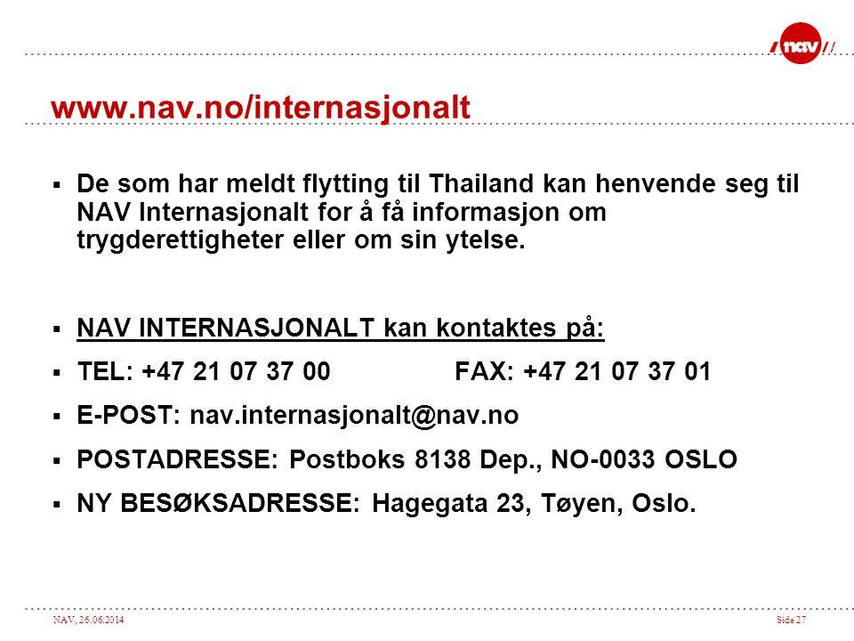 www.nav.no/internasjonalt