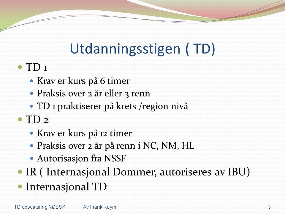 Utdanningsstigen ( TD)