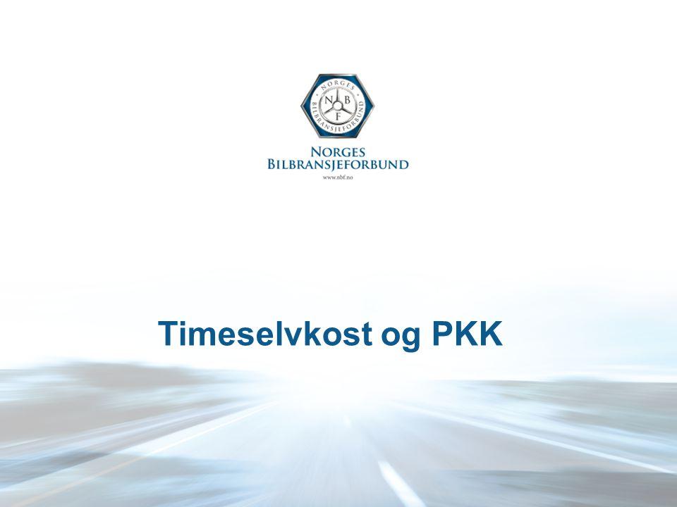 Timeselvkost og PKK