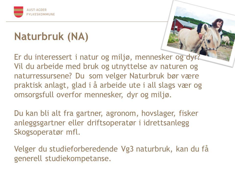 Naturbruk (NA)