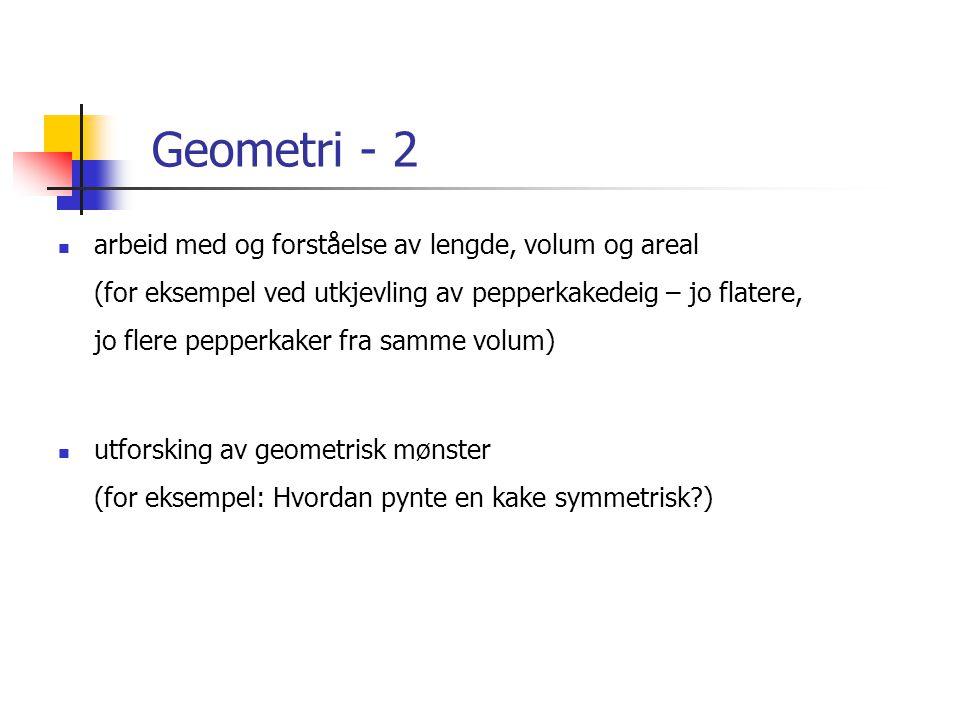 Geometri - 2