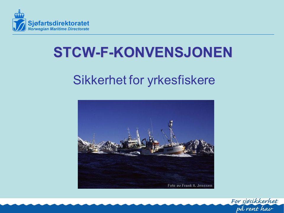Sikkerhet for yrkesfiskere
