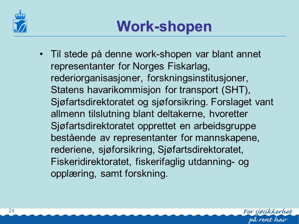 Work-shopen