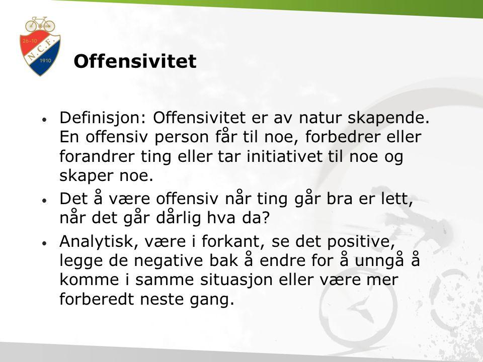 Offensivitet