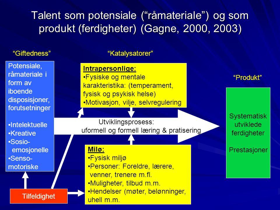 uformell og formell læring & pratisering