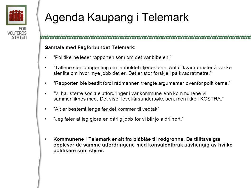 Agenda Kaupang i Telemark
