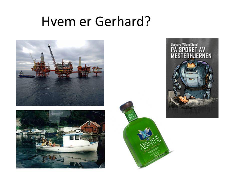 Hvem er Gerhard