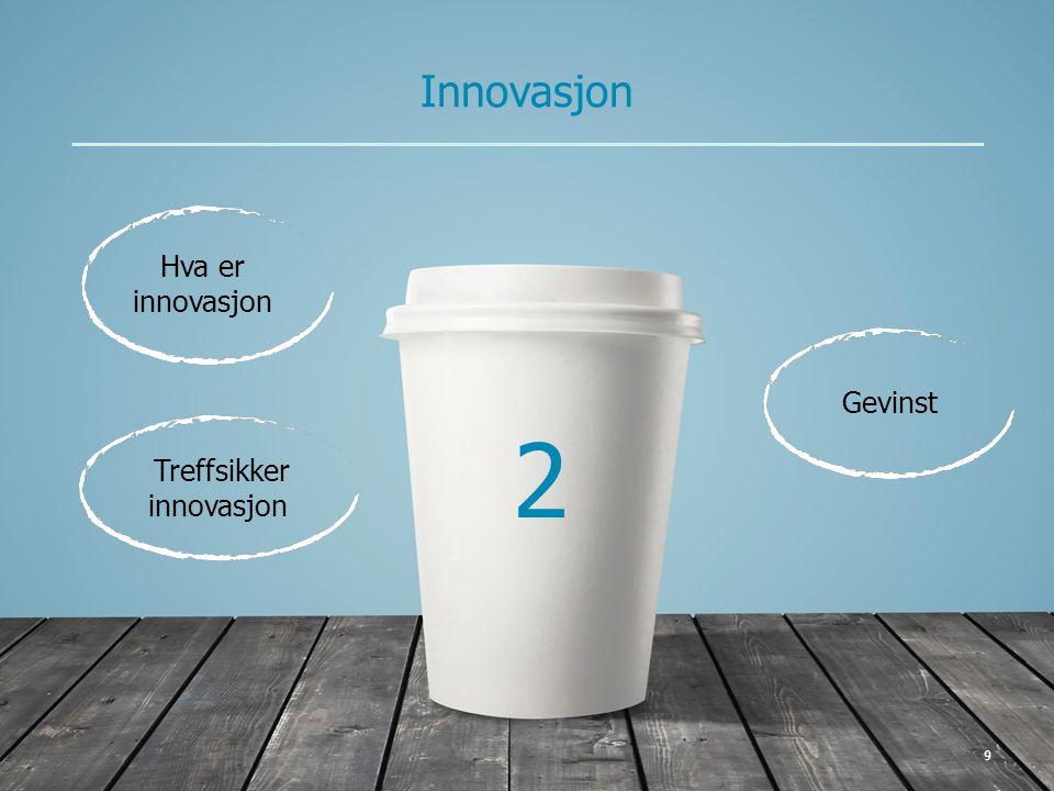 Treffsikker innovasjon