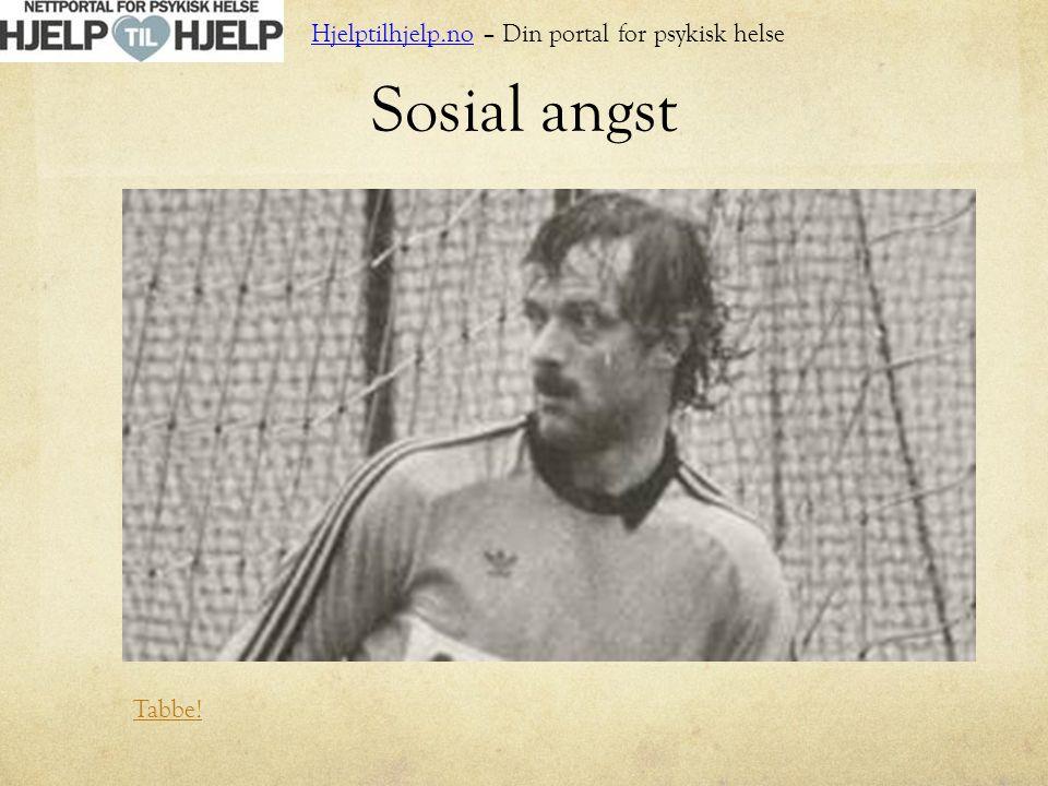 Hjelptilhjelp.no – Din portal for psykisk helse