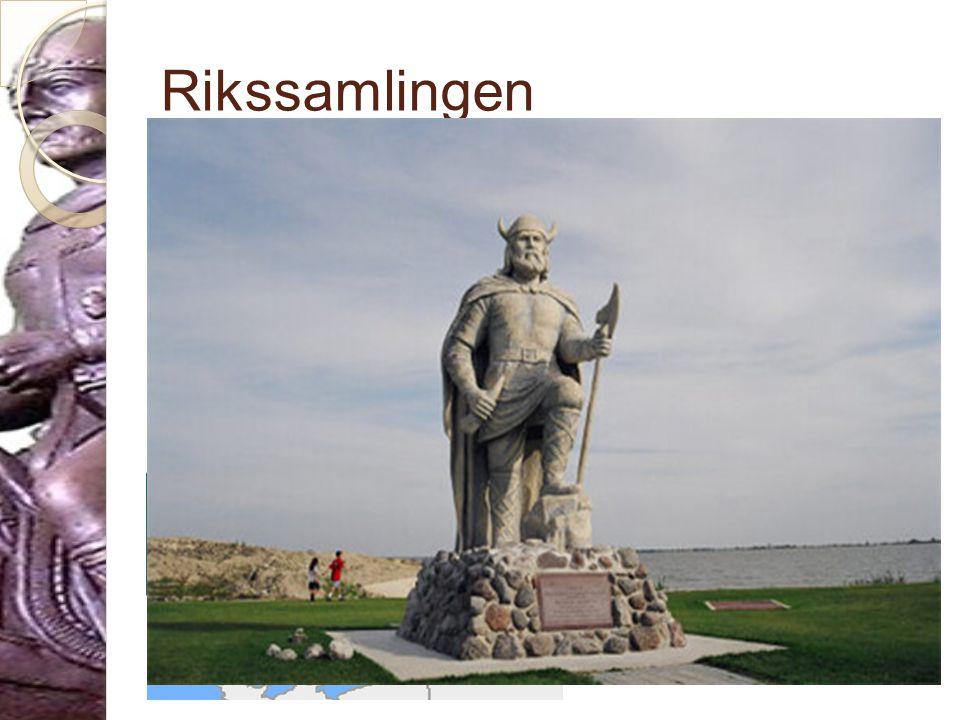 Rikssamlingen Norge ble på 800-tallet kalt Norđrvegr (nordveien) og strakk seg fra Troms til Oslofjorden.