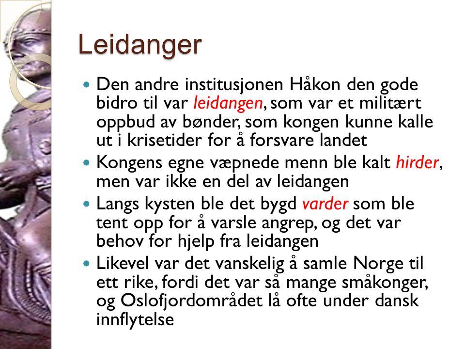 Leidanger