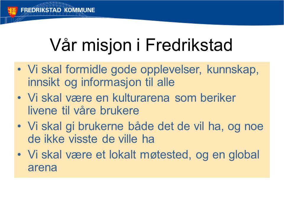 Vår misjon i Fredrikstad