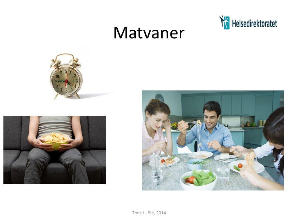 Matvaner Tone L. Bie, 2014
