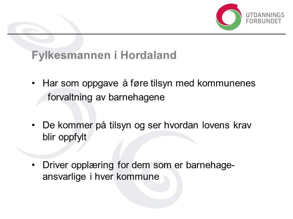 Fylkesmannen i Hordaland