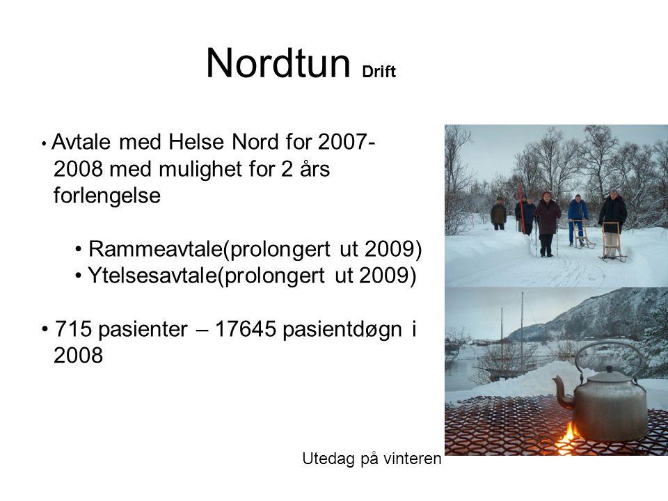 Nordtun Drift 2008 med mulighet for 2 års forlengelse